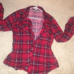 Tops - Rue21 Flannel